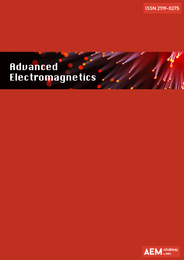 Advanced electromagnetics issn 2119 0275 maxwellsz
